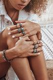 iXXXi Ring 4mm Enjoy Rose Goudkleurig_