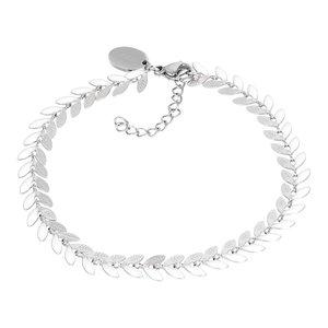 iXXXi Armband Malediven White Zilverkleurig