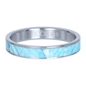 iXXXi Ring 4mm Blue Paradise