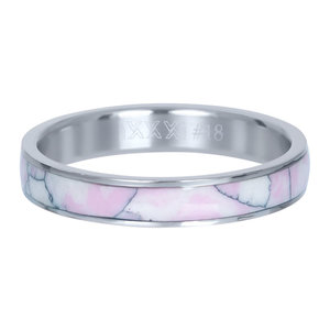 iXXXi Ring 4mm Pink Paradise