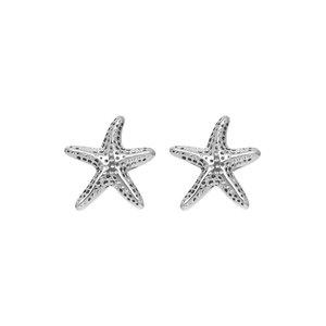 iXXXi Oorstekers Sea Star Zilverkleurig
