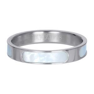 iXXXi Ring 4mm Zilverkleurig Aruba