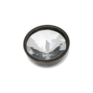 iXXXi Top Part Pyramid Crystal Black