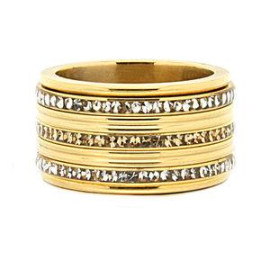 iXXXi Mix & Match Diamond & Gold-colours